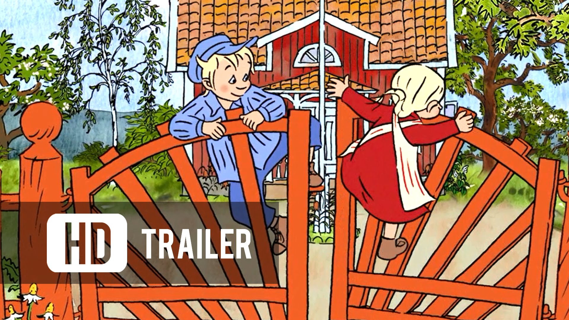 Emil & Ida i Lönneberga (2013) video/trailer