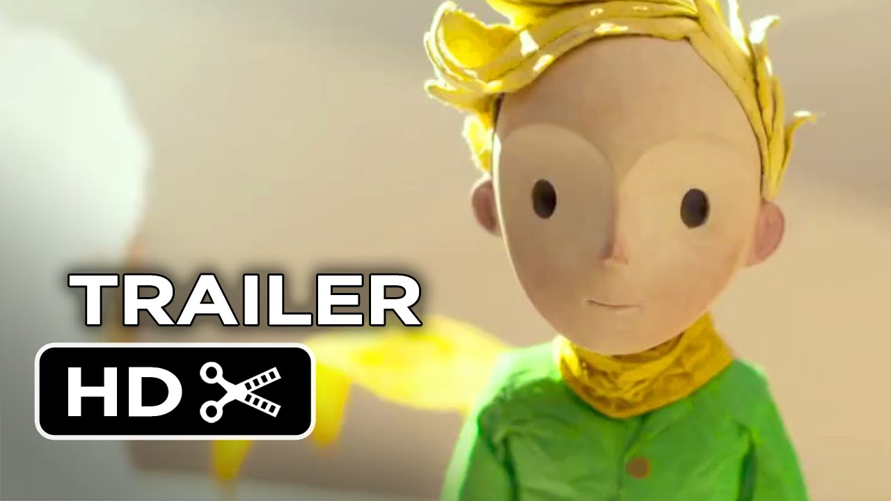 The Little Prince (2015) video/trailer