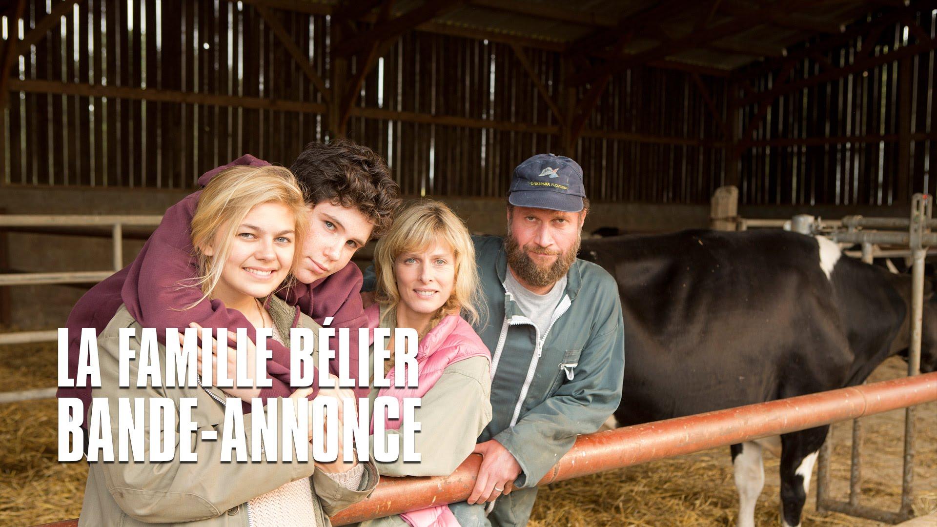 La famille Bélier (2014) video/trailer