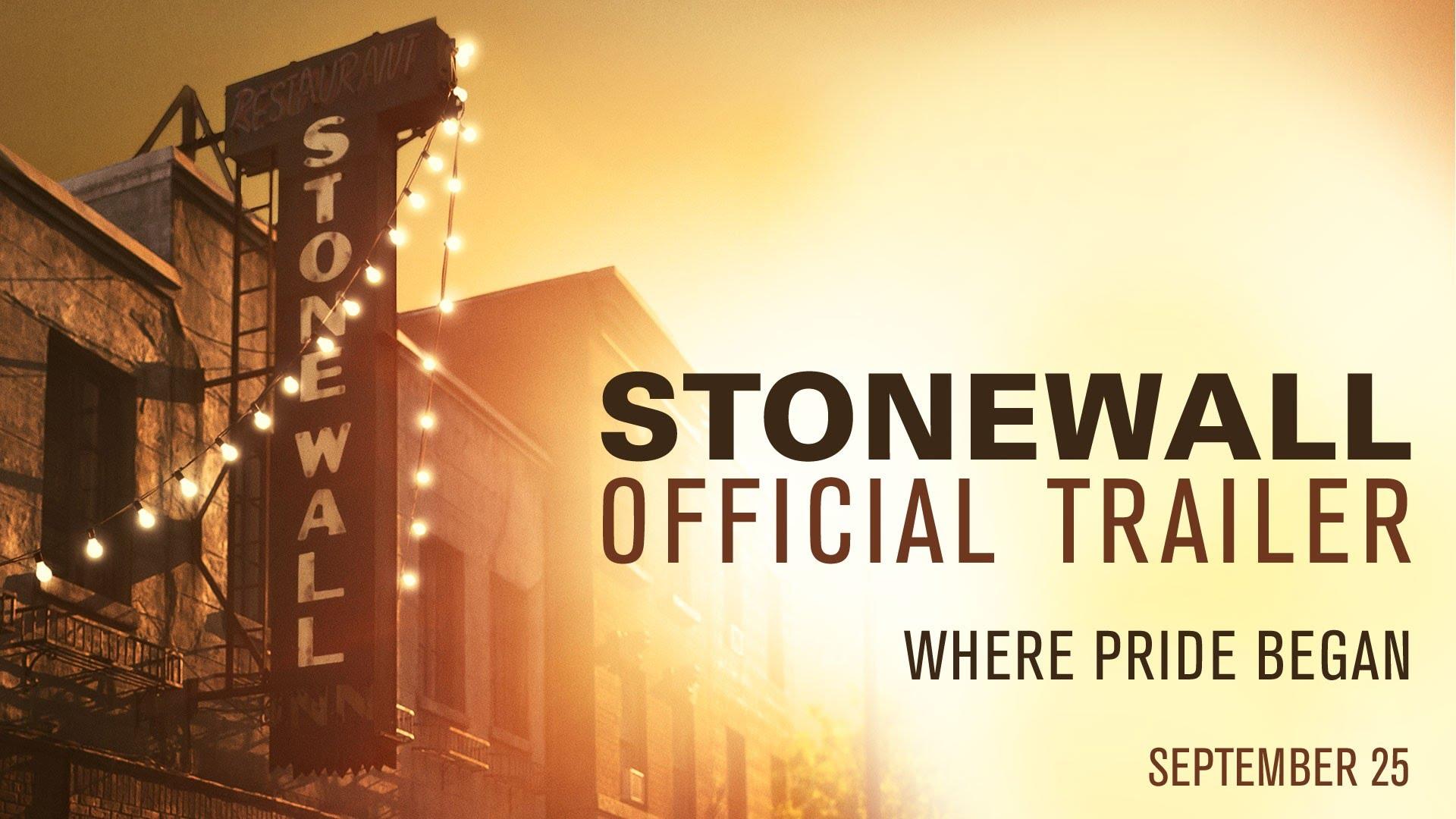 Stonewall (2015) video/trailer