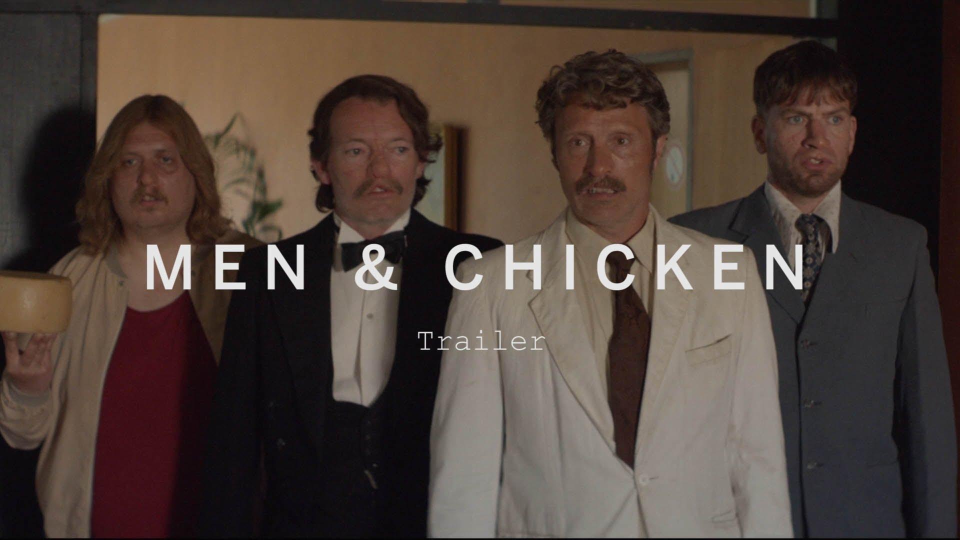 Men & Chicken (2015) video/trailer
