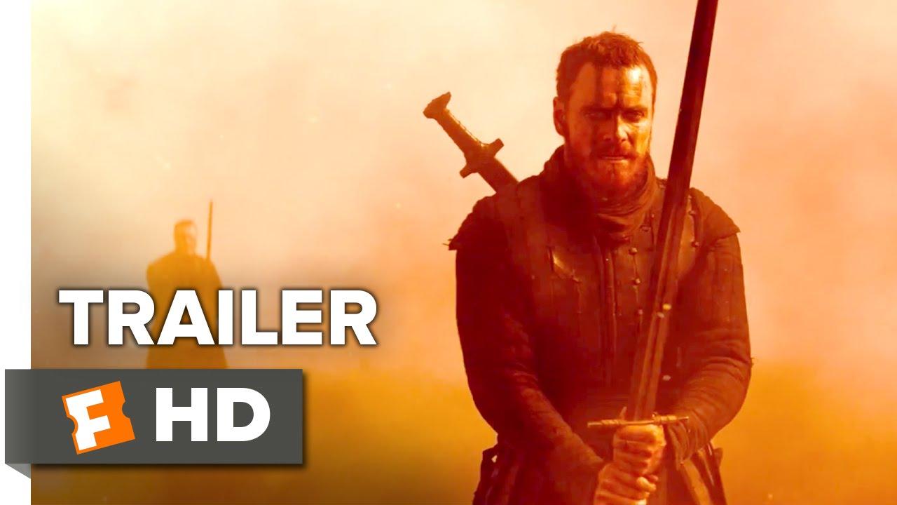 Macbeth (2015) video/trailer