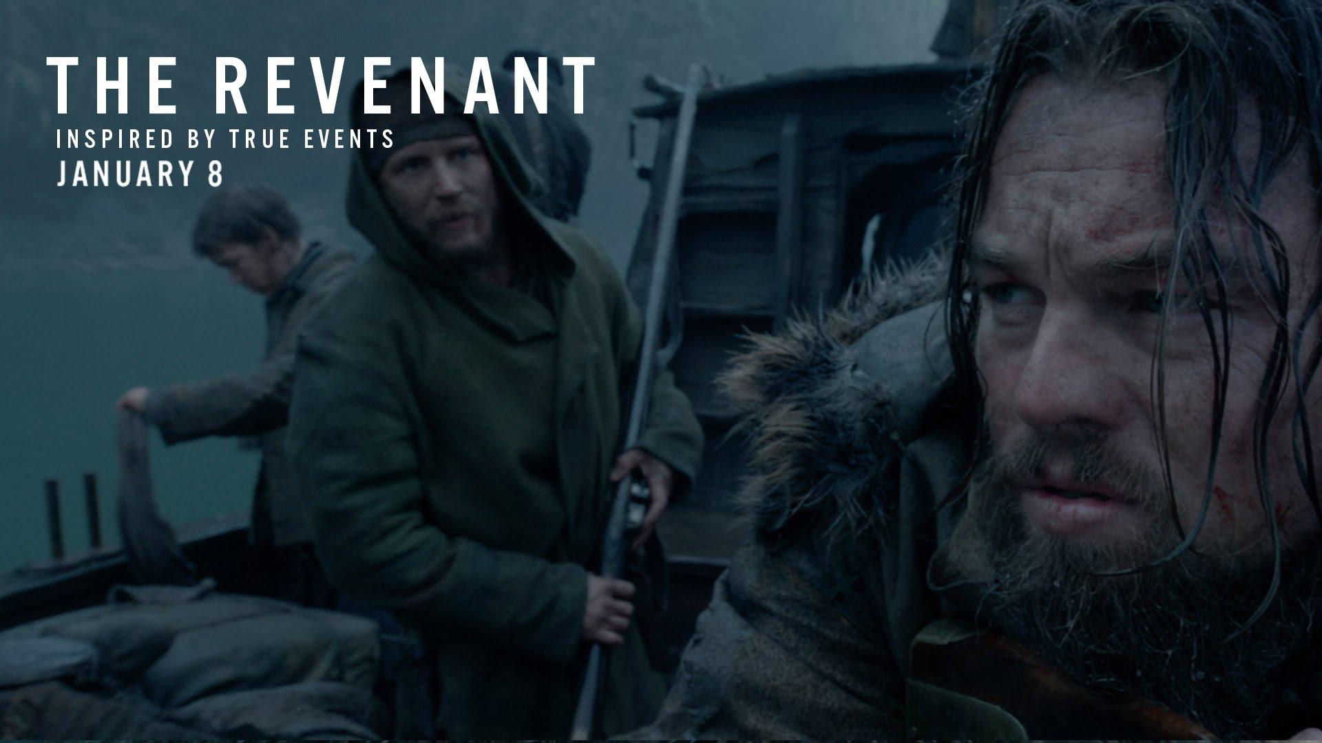 The Revenant (2015) video/trailer