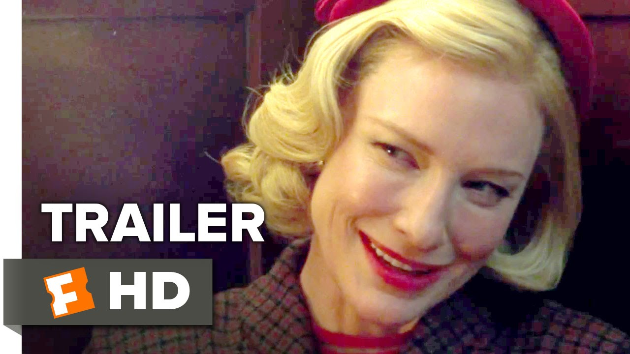 Carol (2015) video/trailer