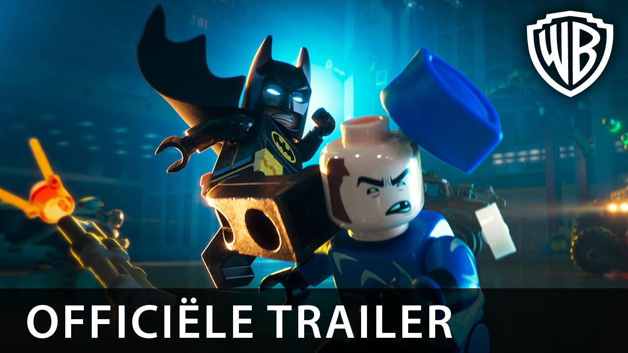 The Lego Batman Movie (2017) video/trailer
