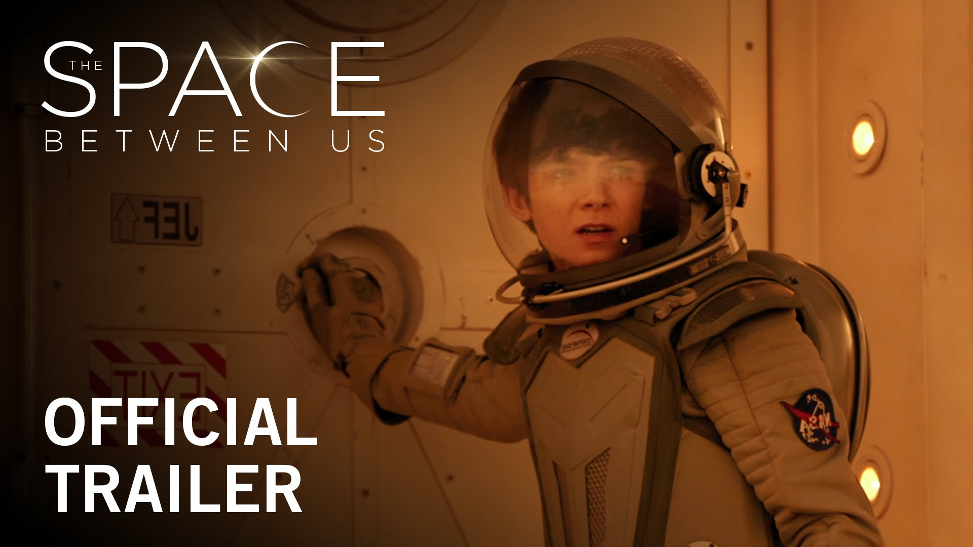 The Space Between Us (2017) video/trailer