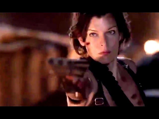 Resident Evil: The Final Chapter (2016) video/trailer