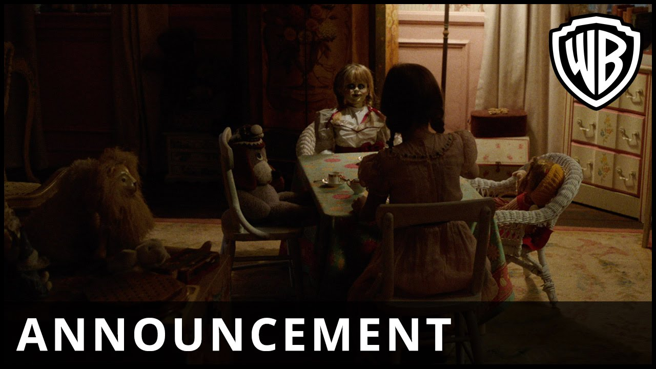 Annabelle: Creation (2017) video/trailer