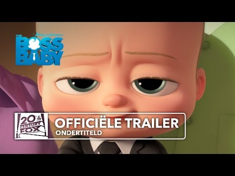 The Boss Baby - Officiele trailer