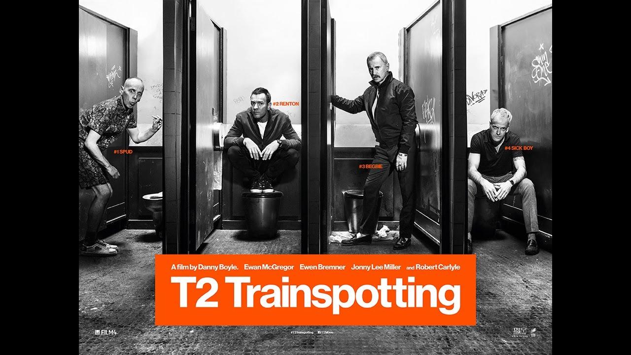 T2 Trainspotting (2017) video/trailer