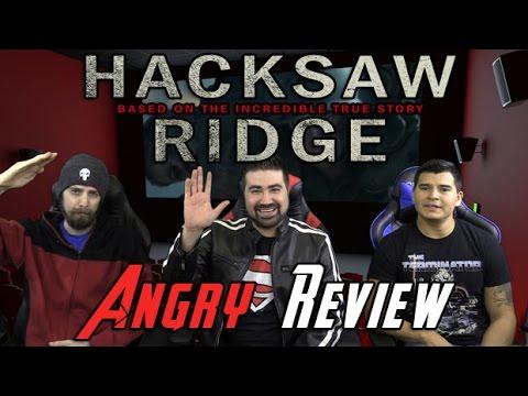 AngryJoeShow - Hacksaw ridge Movie Review