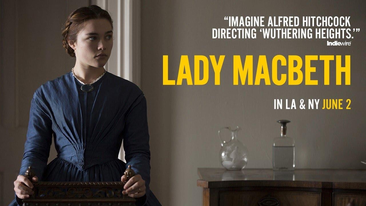 Lady Macbeth (2016) video/trailer
