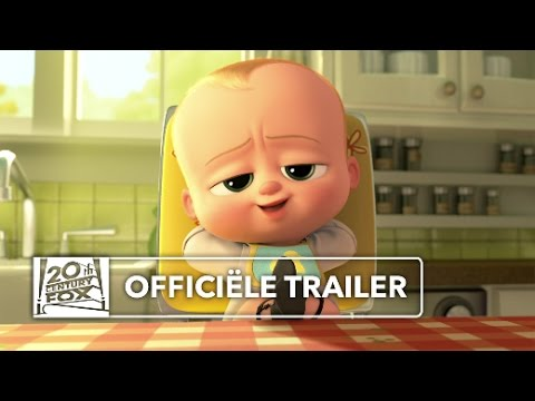 The Boss Baby - Officiele trailer 2