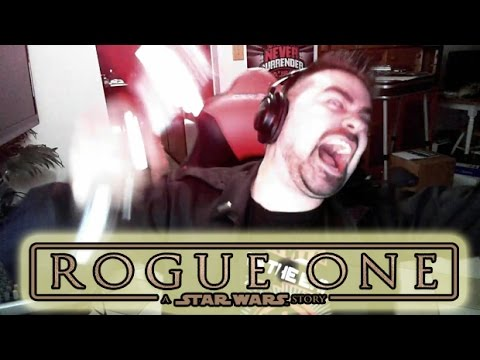 AngryJoeShow - Star wars rogue one Movie Review