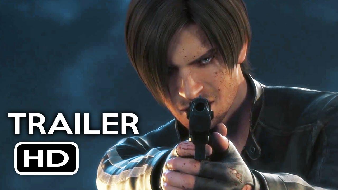Resident Evil: Vendetta (2017) video/trailer