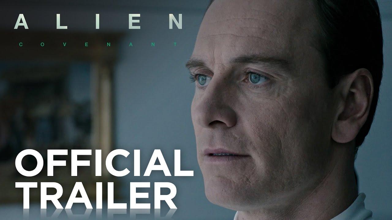 Alien: Covenant (2017) video/trailer