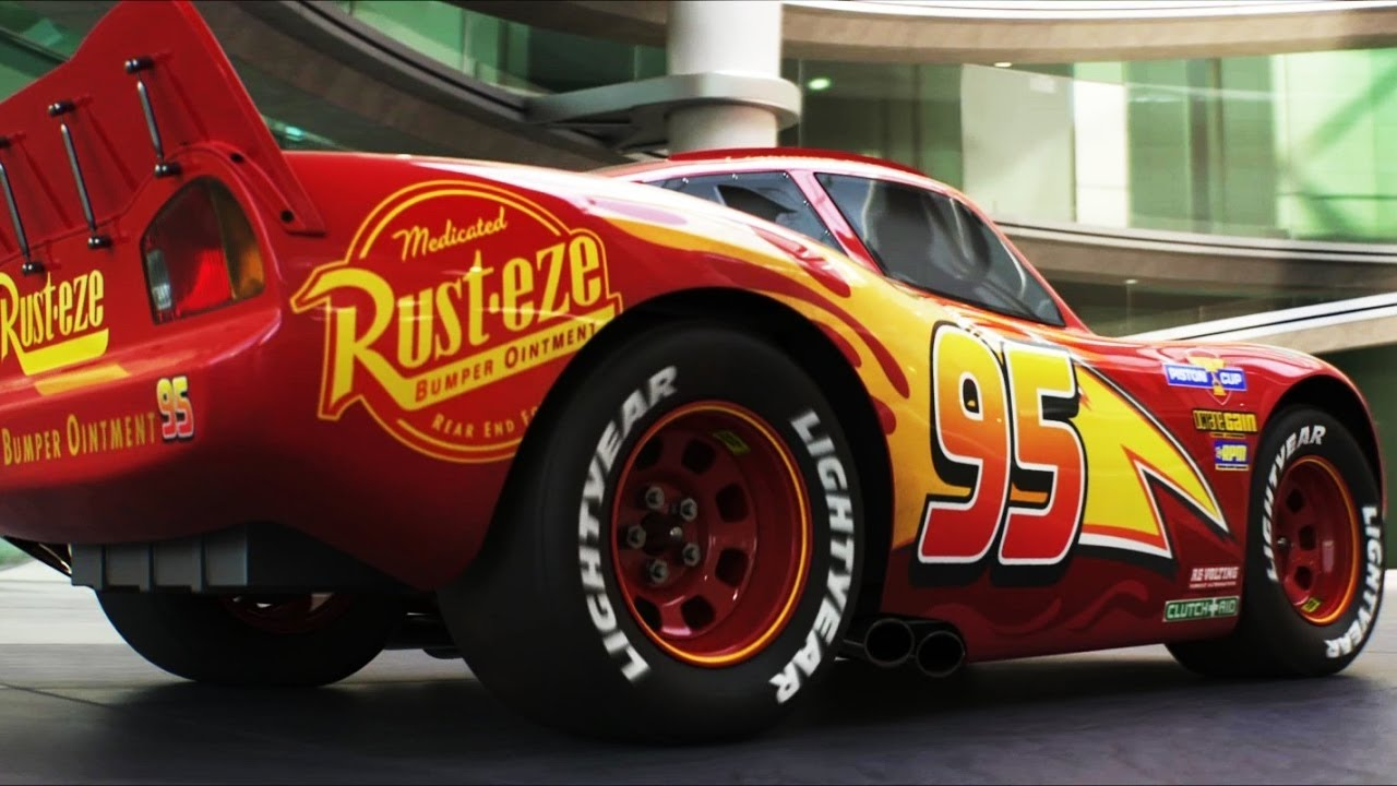 Cars 3 (2017) video/trailer