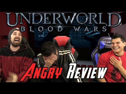 AngryJoeShow - Underworld: blood wars movie review