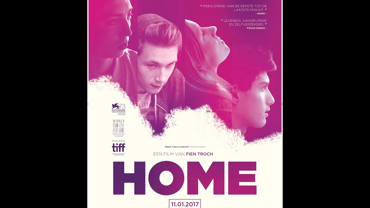 Home (2016) video/trailer