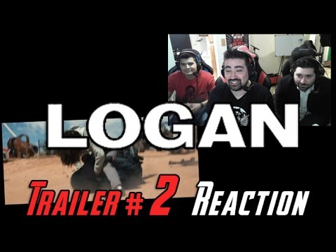 AngryJoeShow - Logan final trailer angry reaction!
