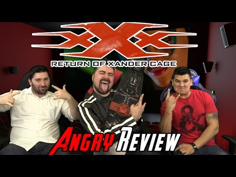 AngryJoeShow - Xxx: xander cage angry movie review