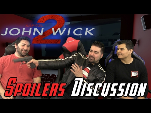 AngryJoeShow - John wick: chapter 2 spoilers discussion