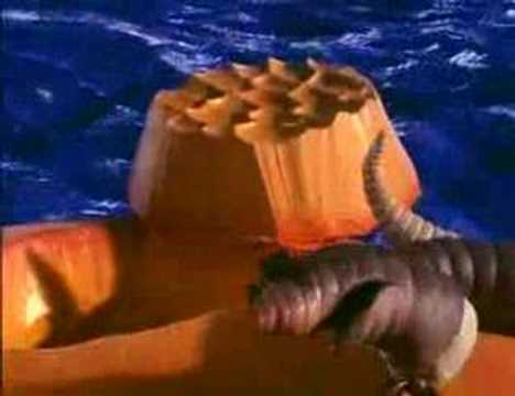 James and the Giant Peach (1996) video/trailer