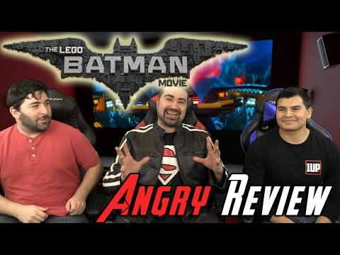 AngryJoeShow - Lego batman angry movie review