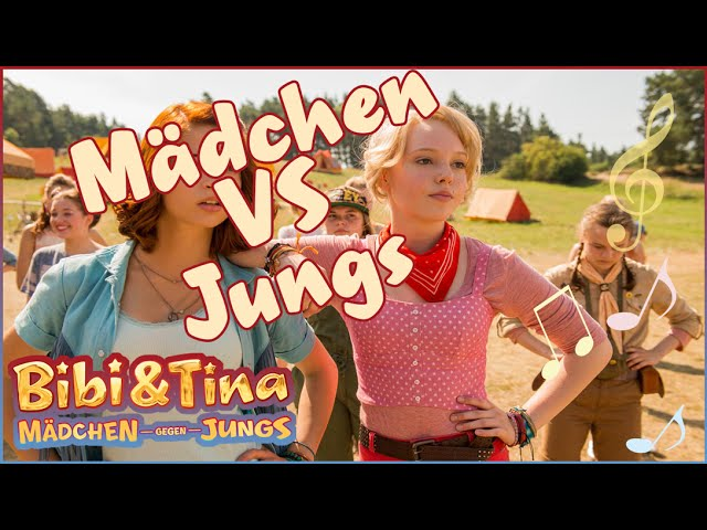 Bibi & Tina: Jongens tegen de Meiden (2016) video/trailer