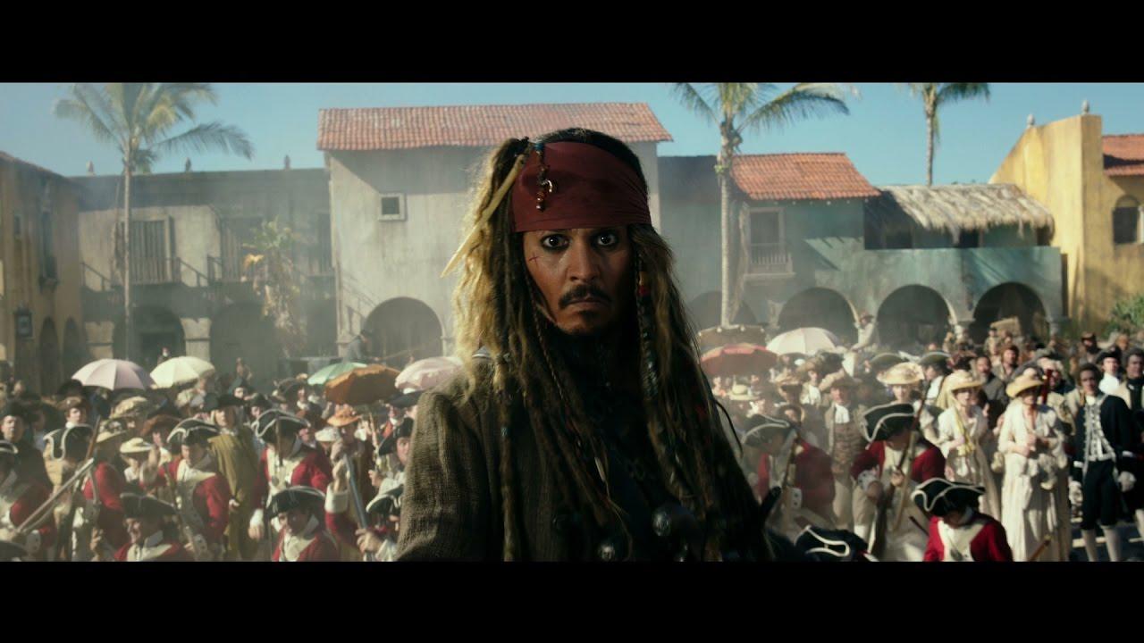 Pirates of the Caribbean: Salazar's Revenge (2017) video/trailer
