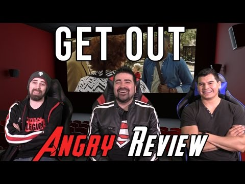 AngryJoeShow - Get out angry movie review