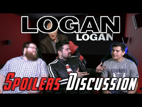 AngryJoeShow - Logan spoilers discussion