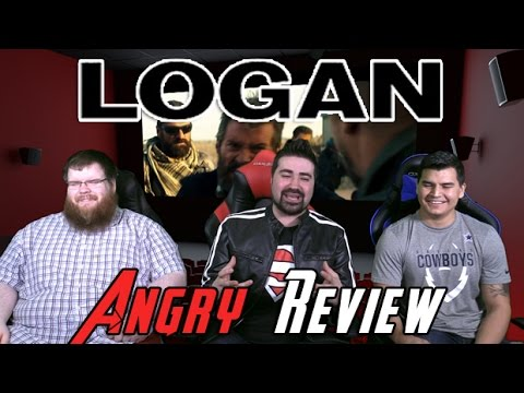 AngryJoeShow - Logan angry movie review