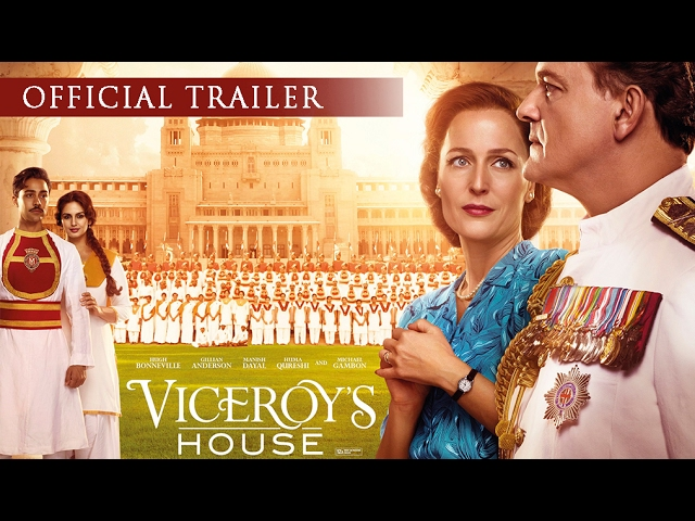 Viceroy's House (2017) video/trailer