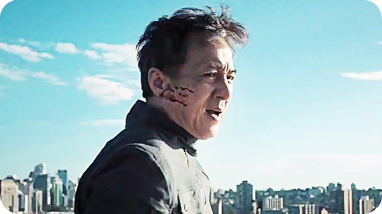 Bleeding Steel (2017) video/trailer