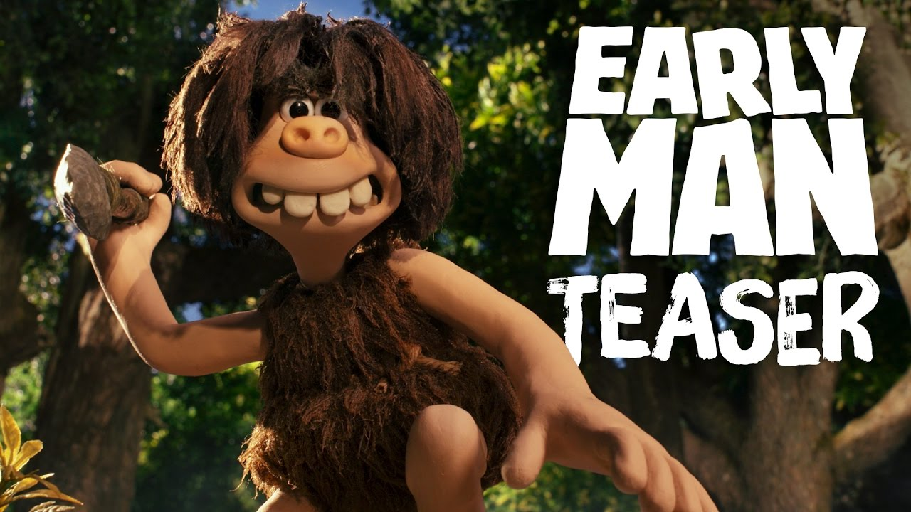 Early Man (2018) video/trailer