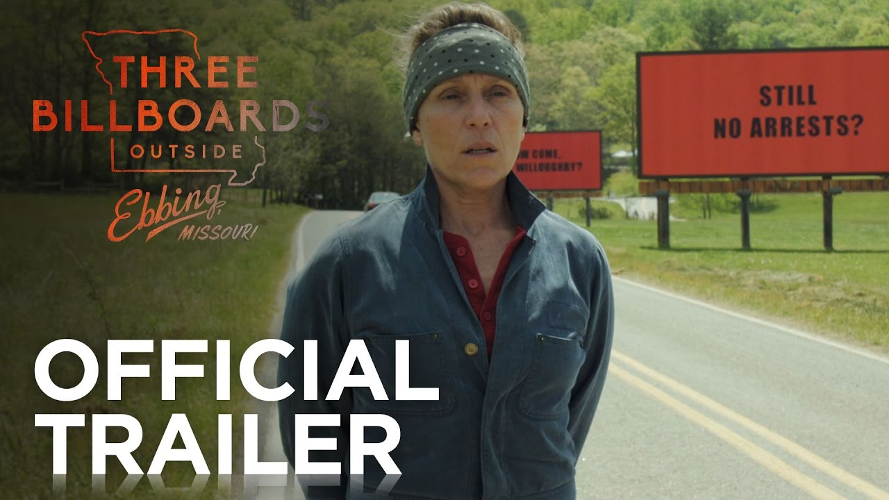 Three Billboards Outside Ebbing, Missouri (2017) video/trailer