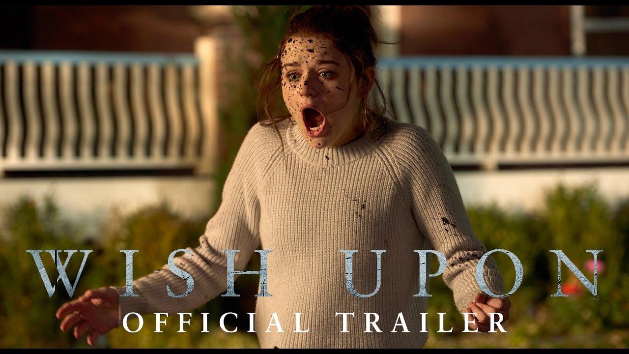 Wish Upon (2017) video/trailer