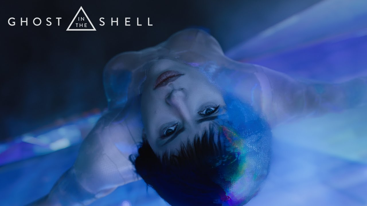 Ghost in the Shell (2017) video/trailer