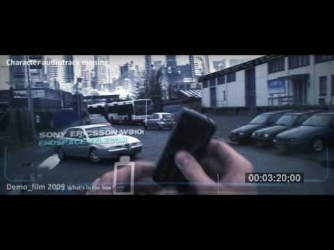 Redivider - Test film