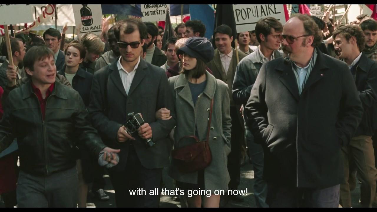 Le Redoutable (2017) video/trailer