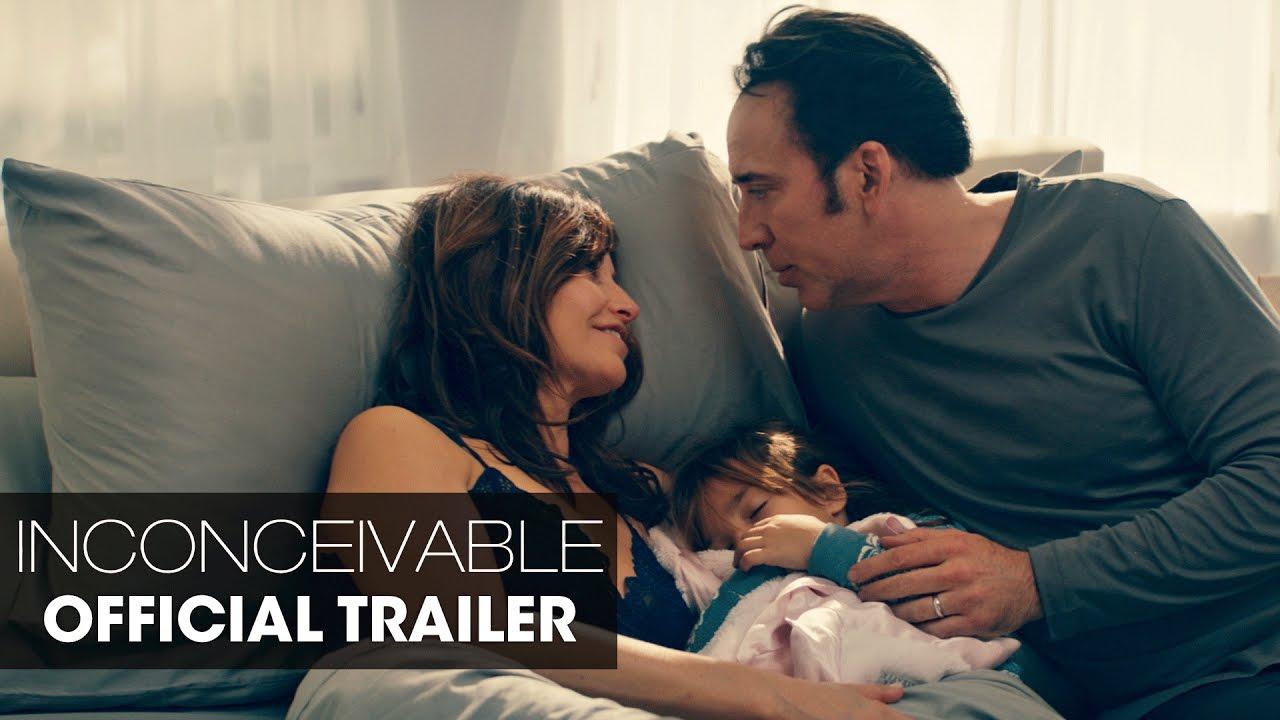 Inconceivable (2017) video/trailer