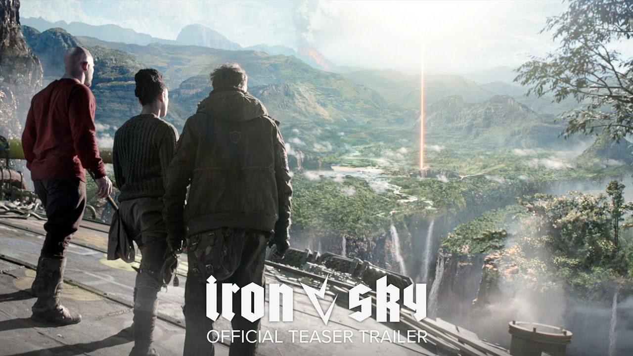 Iron Sky: The Coming Race (2018) video/trailer