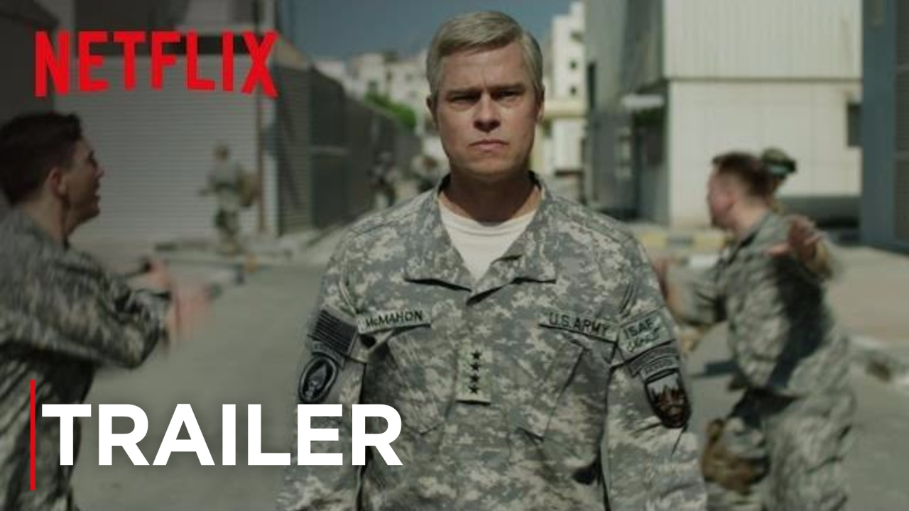 War Machine (2017) video/trailer
