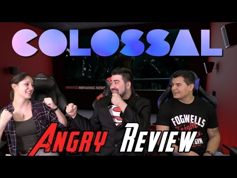 AngryJoeShow - Colossal angry movie review