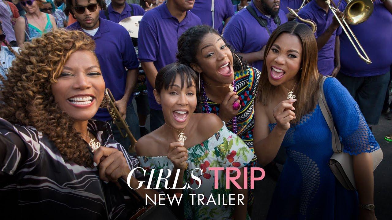 Girls Trip (2017) video/trailer