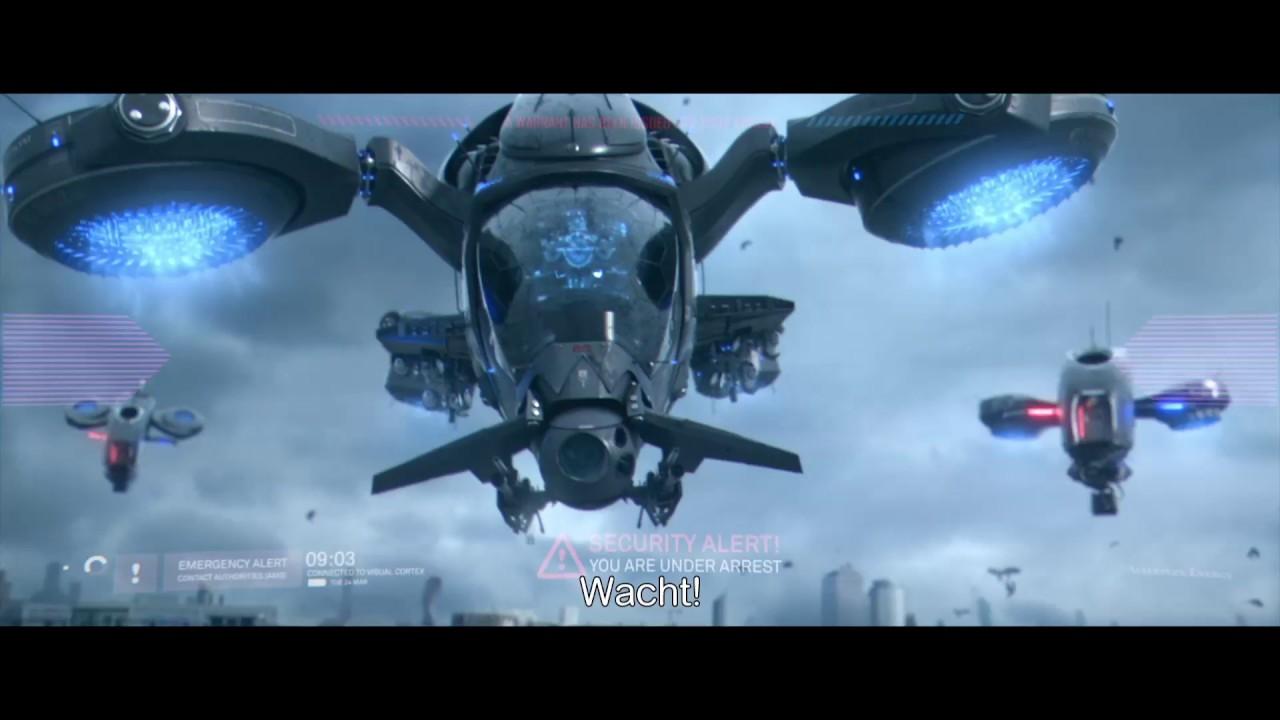 Kill Switch (2017) video/trailer