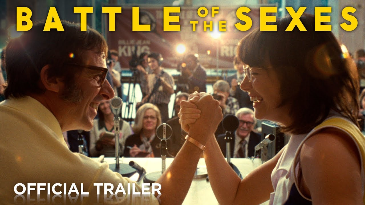 Battle of the Sexes (2017) video/trailer