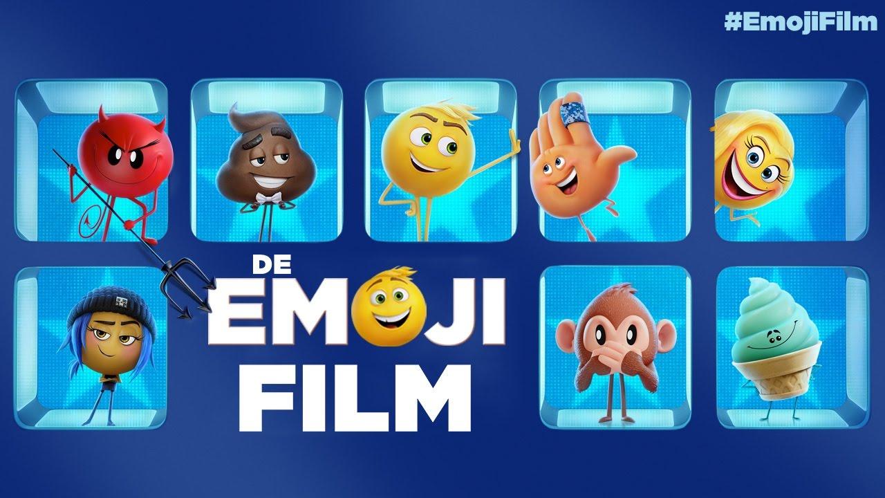 The Emoji Movie (2017) video/trailer