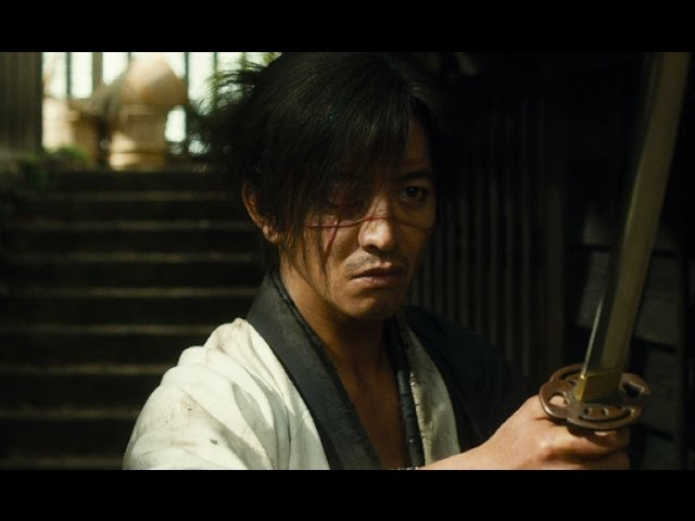 Blade of the Immortal (2017) video/trailer